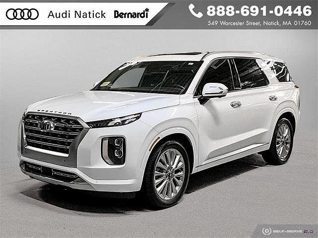 2020 Hyundai Palisade Limited for sale in Natick, MA