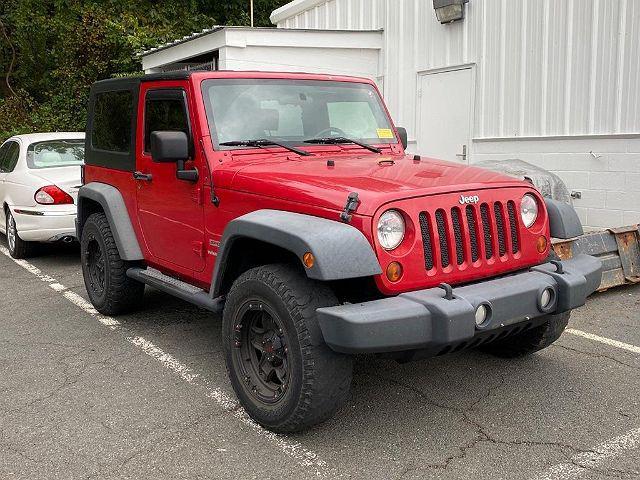 2010 Jeep Wrangler Sport for sale in Warrenton, VA