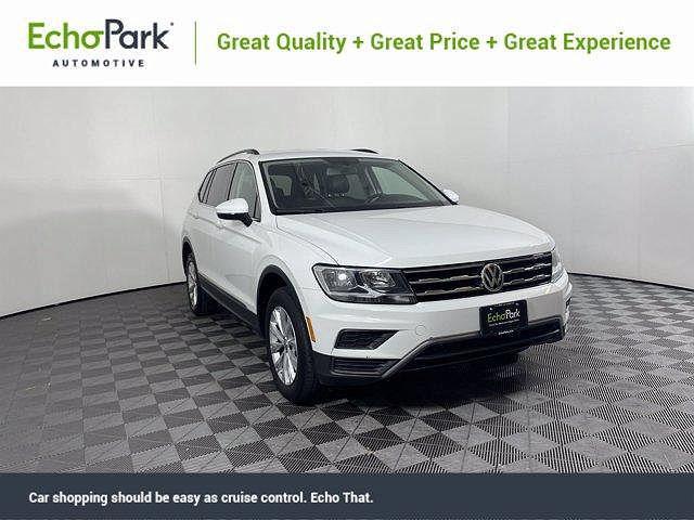 2018 Volkswagen Tiguan SE for sale in New Braunfels, TX