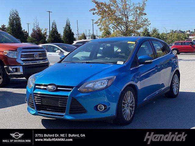 2014 Ford Focus Titanium for sale in Buford, GA