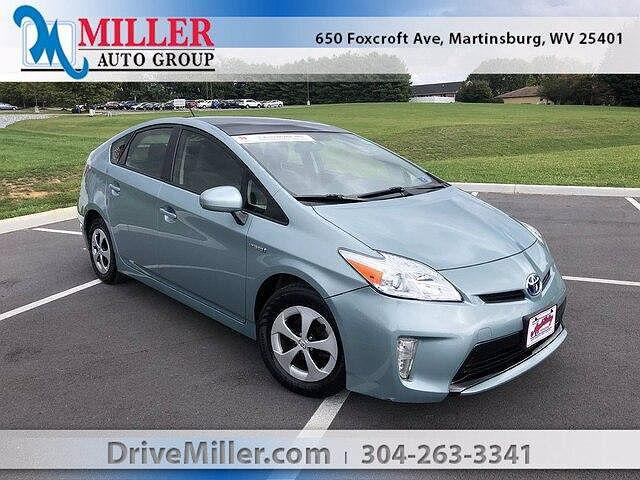 2015 Toyota Prius Three for sale in Martinsburg, WV