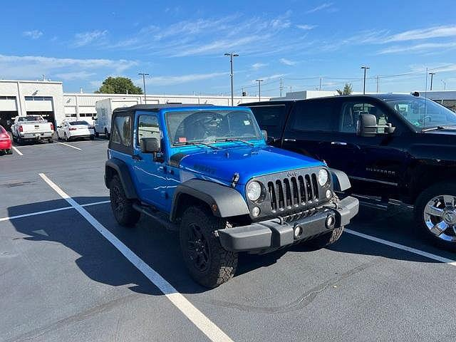 2016 Jeep Wrangler Willys Wheeler for sale in Lansing, IL
