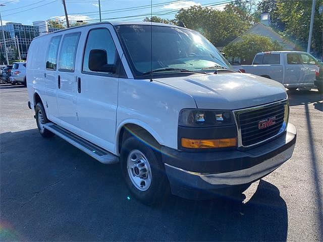 """2020 GMC Savana Cargo Van RWD 2500 135"""" for sale in Fairfield, CT"""