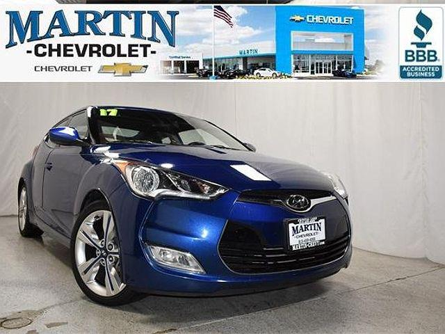 2017 Hyundai Veloster Value Edition for sale in Crystal Lake, IL