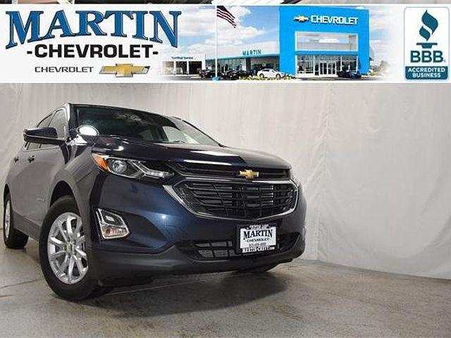 2018 Chevrolet Equinox LT for sale in Crystal Lake, IL
