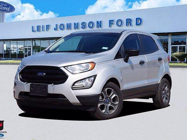 2019 Ford EcoSport S for sale in Austin, TX