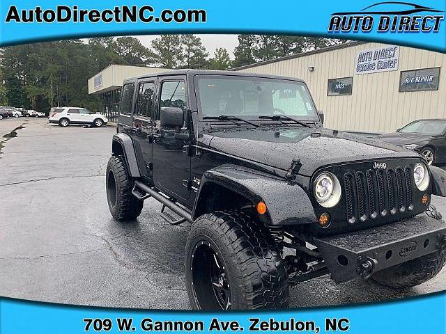 2016 Jeep Wrangler Unlimited Sahara for sale in Zebulon, NC