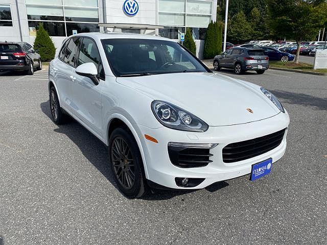 2018 Porsche Cayenne Base for sale in Westborough, MA