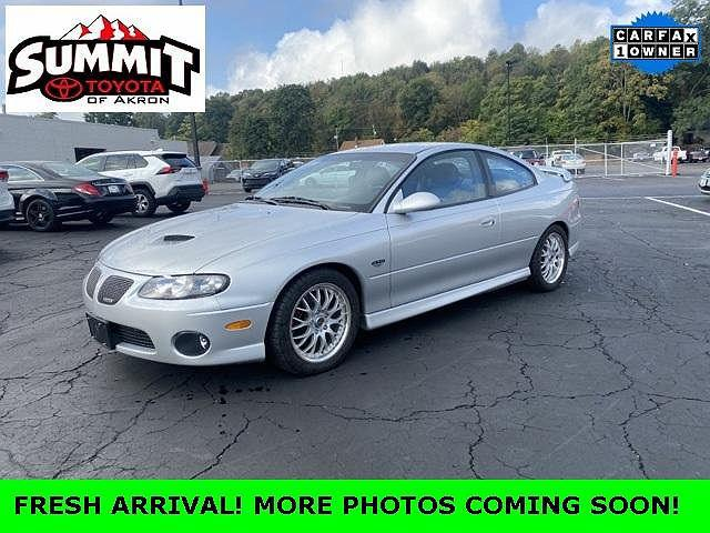 2006 Pontiac GTO 2dr Cpe for sale in Akron, OH