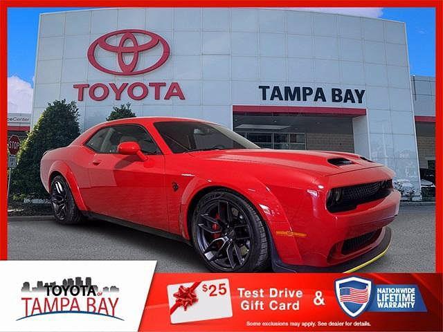 2019 Dodge Challenger SRT Hellcat Redeye Widebody for sale in Orlando, FL