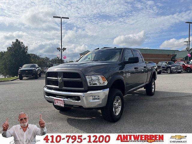 2015 Ram 2500 Tradesman Power Wagon for sale in Eldersburg, MD