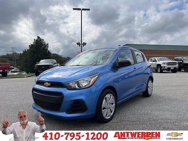 2017 Chevrolet Spark LS for sale in Eldersburg, MD