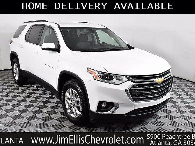 2019 Chevrolet Traverse LT Cloth for sale in Buford, GA