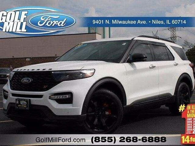 2020 Ford Explorer ST for sale in Niles, IL