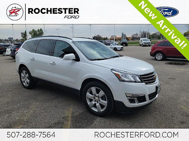 2017 Chevrolet Traverse LT for sale in Rochester, MN