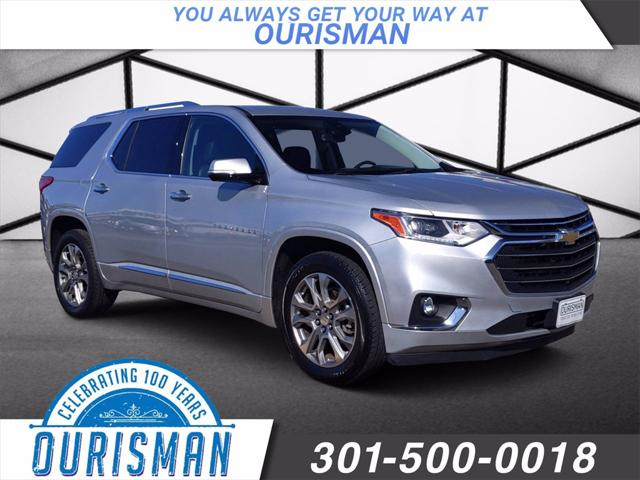 2019 Chevrolet Traverse Premier for sale in MARLOW HEIGHTS, MD