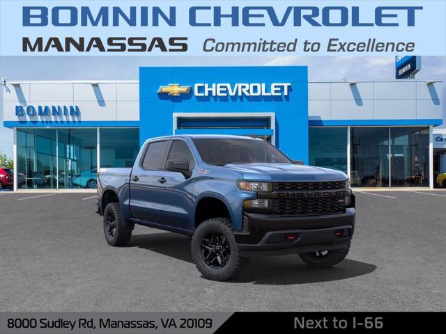 2021 Chevrolet Silverado 1500 Custom Trail Boss for sale in Manassas, VA