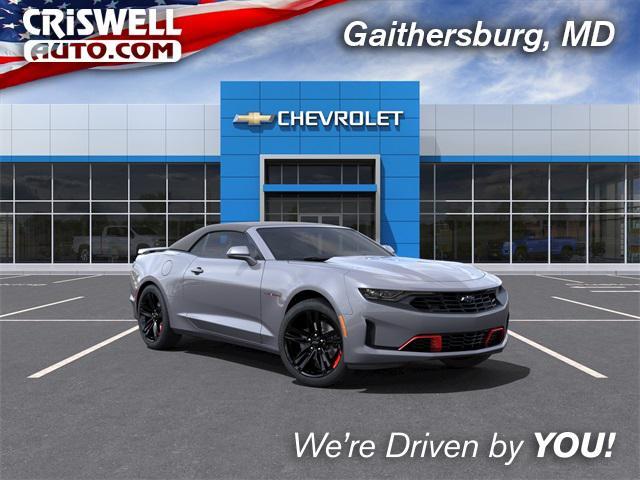 2021 Chevrolet Camaro 1LT for sale in Gaithersburg, MD