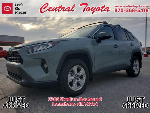 2019 Toyota RAV4 XLE for sale in Jonesboro, AR