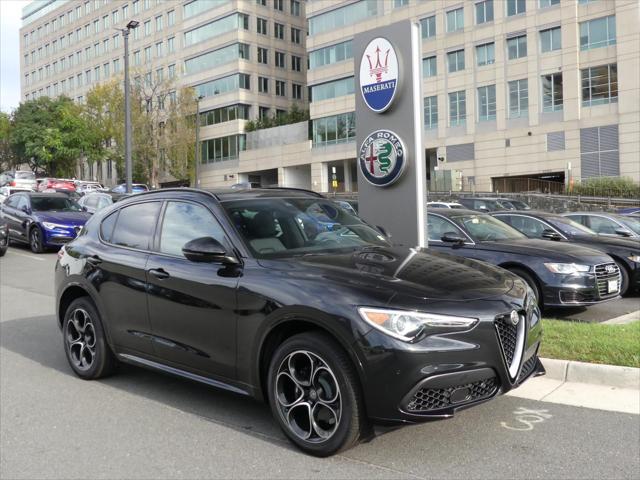 2021 Alfa Romeo Stelvio Ti Sport for sale in Vienna, VA