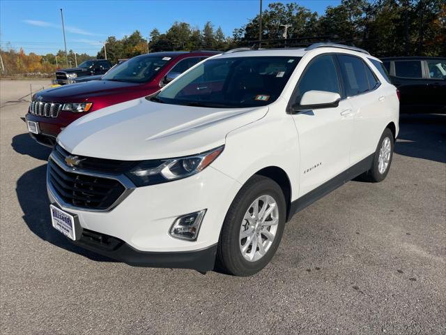 2019 Chevrolet Equinox LT for sale in Hillsboro, NH