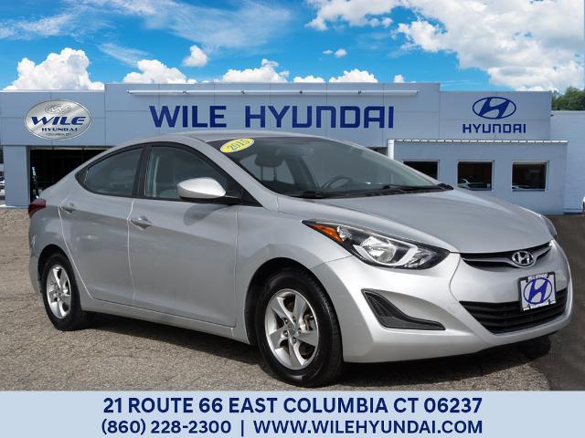 2015 Hyundai Elantra SE for sale in Columbia, CT
