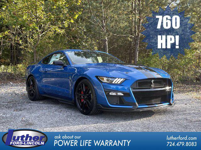 2021 Ford Mustang Shelby GT500 for sale in Homer City, PA