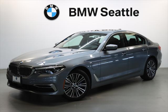 2019 BMW 5 Series 530e xDrive iPerformance for sale in Seattle, WA
