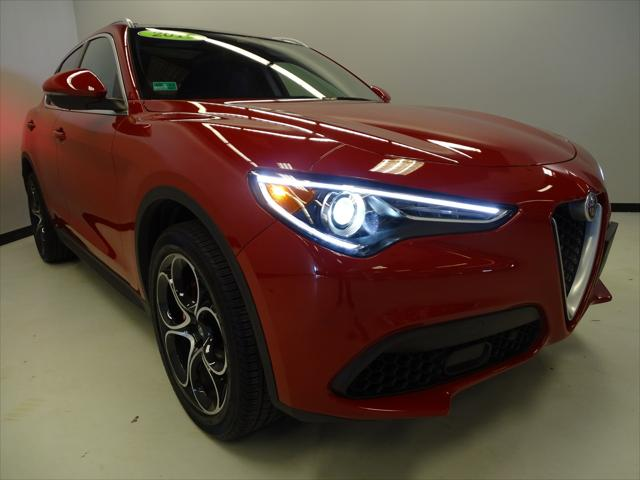 2019 Alfa Romeo Stelvio Ti Lusso for sale in Warwick, RI