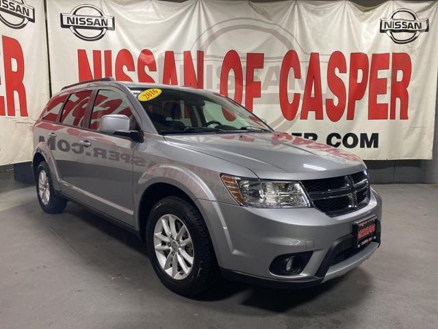 2016 Dodge Journey SXT for sale in Casper, WY