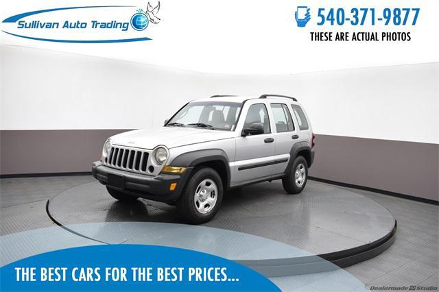 2006 Jeep Liberty Sport for sale in Fredericksburg, VA