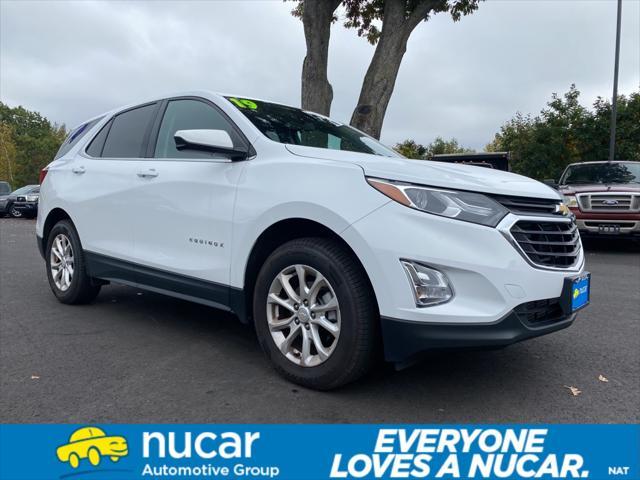 2019 Chevrolet Equinox LT for sale in Tilton, NH