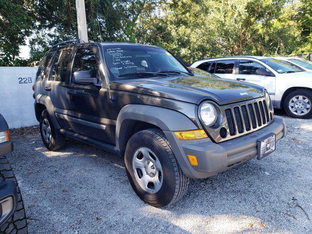2006 Jeep Liberty Sport for sale in Lutz, FL
