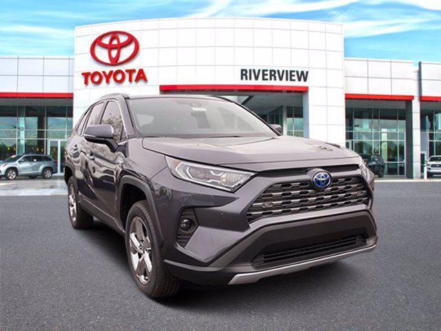 2021 Toyota RAV4 Hybrid Limited for sale in Mesa, AZ