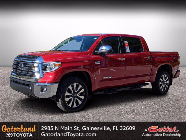 2021 Toyota Tundra 2WD Limited for sale in Gainesville, FL