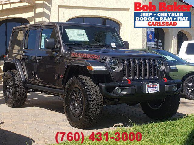 2021 Jeep Wrangler Unlimited Rubicon for sale in Carlsbad, CA