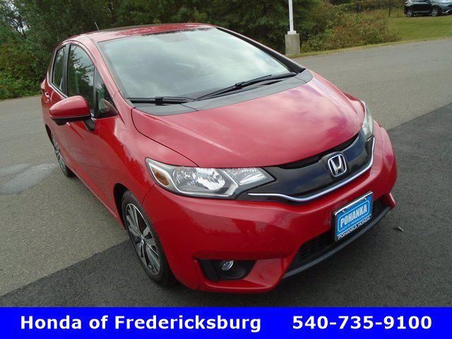 2015 Honda Fit EX for sale in Fredericksburg, VA