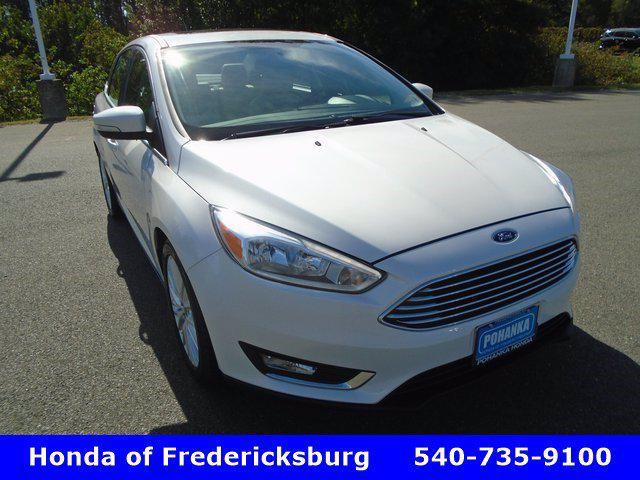 2018 Ford Focus Titanium for sale in Fredericksburg, VA