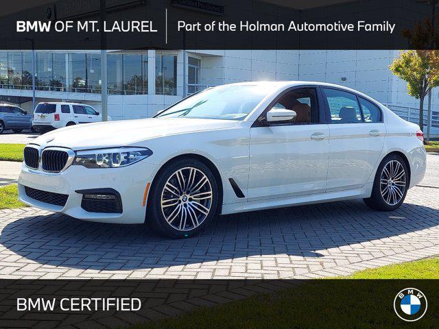 2019 BMW 5 Series 540i xDrive for sale in Mount Laurel, NJ