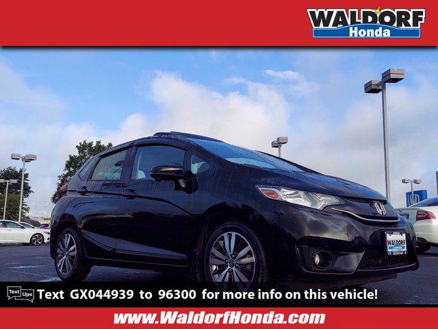 2016 Honda Fit EX for sale in Waldorf, MD