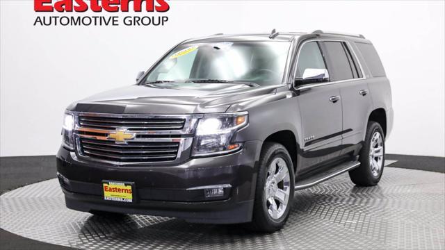 2015 Chevrolet Tahoe LTZ for sale in Laurel, MD