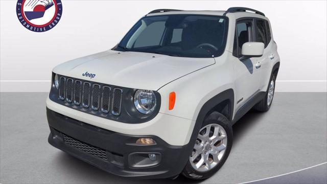 2018 Jeep Renegade Latitude for sale in Savannah, GA