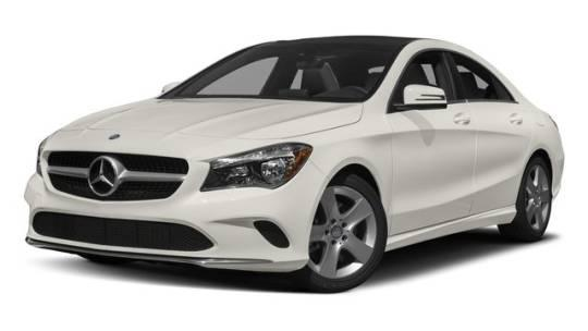 2018 Mercedes-Benz CLA CLA 250 for sale in Harriman, NY