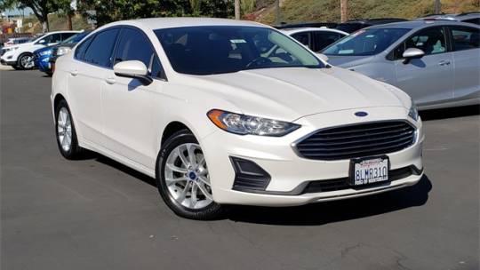 2019 Ford Fusion SE for sale in Montebello, CA
