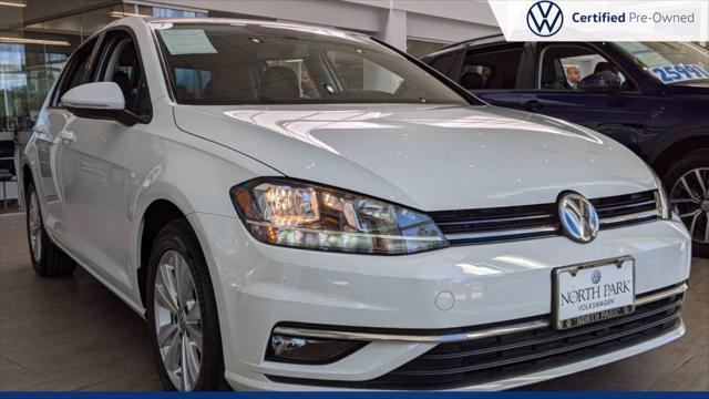 2019 Volkswagen Golf SE for sale in San Antonio, TX