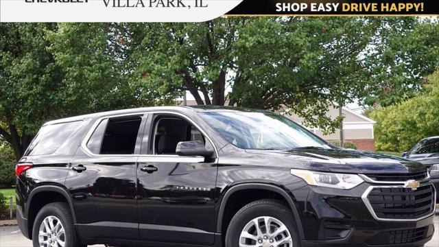 2021 Chevrolet Traverse LS for sale in Villa Park, IL