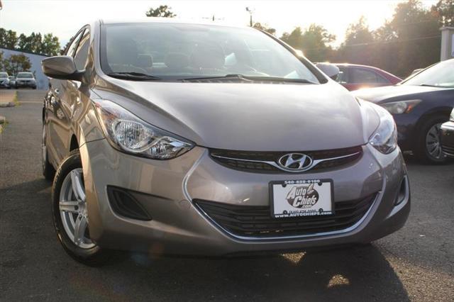 2012 Hyundai Elantra GLS for sale in Fredericksburg, VA