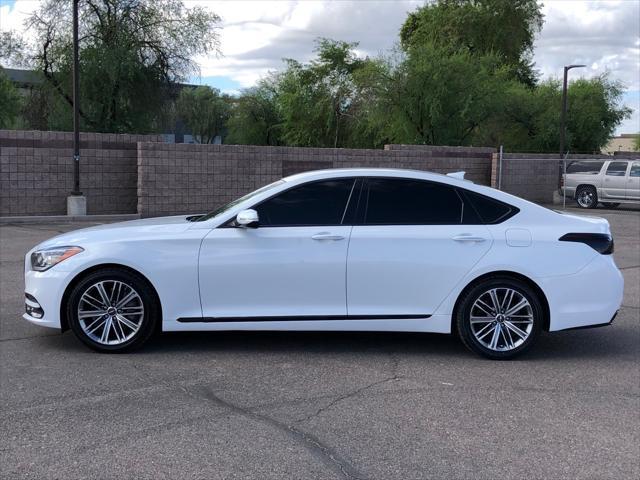 2018 Genesis G80 3.8L for sale in Scottsdale, AZ