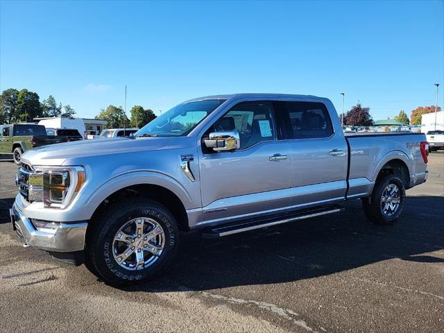 2021 Ford F-150 Lariat for sale in Corvallis, OR