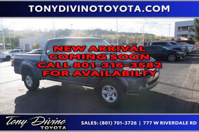 2006 Toyota Tundra SR5/DW for sale in Riverdale, UT